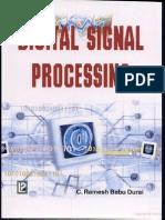 49124879 Digital Signal Processing by Ramesh Babu c Durai
