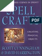 Scott Cunningham and David Harrington - Spell Crafts.pdf