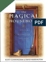 Scott Cunningham and David Harrington - The Magical Household.pdf