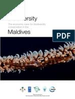 Emerton Et Al 2009 IUCN Report the Economic Case for Biodiversity in the Maldives