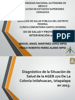 DX Y PROYECTO CCSC 2013.ppt
