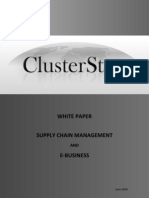 Supply Chain Management and Ebusiness