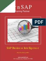 SAP BI Guide Material