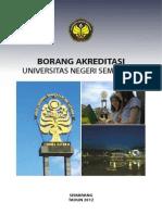 Contoh Borang Universitas