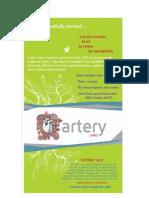 2007 artery festival guide