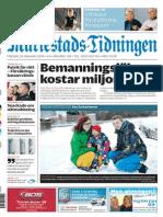 Mariestads Tidning Business Sweden