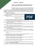 PV #U0219edin#U021b¦ ord. 31.01.2014
