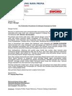 SWORD ELEVATOR-Factory Visit Invitation (TRP)