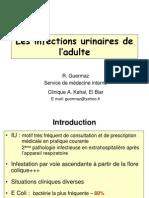 pr_ r_Guermaz. Infections urinaires de l'adulte.ppt
