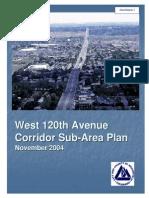 120th Gateway Corridor