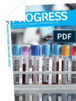 Progress Winter 2014 - The research magazine of Parkinson's UK