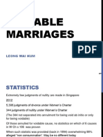 LWK Voidable Marriages
