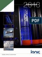 Συστήματα Καθαρισμού Ionic Systems Greece