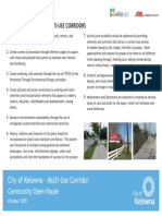 Lakeshore Multi-Use Corridor
