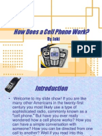 Cellphone Powerpoint