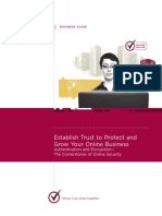 Establish Trust to Protect and Grow Your Online Business