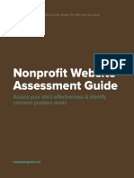 Website Assessment Guide