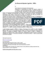 Ministério do Desenvolvimento Agrário.docx