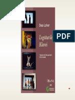 Dea Loher - Legaturile Klarei