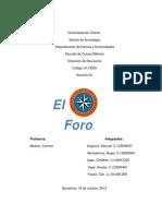 Foro. Direccion de grupos TRABAJO (1).docx