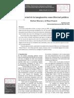 La libertad de la imaginacion como libertad politica Marcuse y el mayo frances.pdf