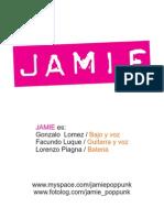 JAMIE Presentacion