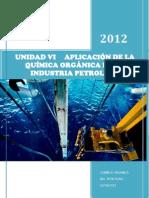 APLICACION DE LA QUIMICA ORGANICA EN LA INDUSTRIA PETROLERA.docx