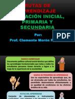 RUTAS DE APRENDIZAJE EDUCACIÓN SECUNDARIA.ppsx