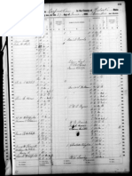 1860 Slave Schedule Pulaski County