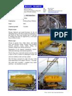 Promo RJM1610 Bayu Undan Mid Depth Buoy