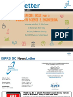 ISPRS-SC Newsletter No.3 Vol.7 - February 2014