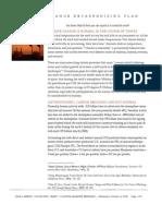 Decarbonizing the National Economy