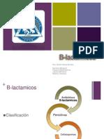 B-lactámicos