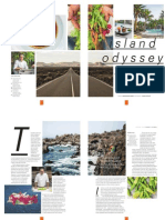 EasyJet Canary Islands Gastronomy Article
