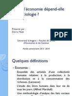 En quoi l'économie dépend-elle de la sociologie.pdf