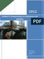 unidad IV compuestos no carbonisados del petroleo.docx