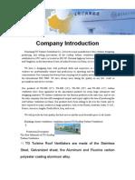 The Ventilator Catalogue