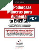 20 Maneras Aumentar Energia.pdf