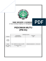 Pedoman Mutu SMK Negeri 1 Gondang.doc