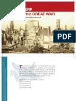 Antwerp in the Great War