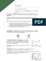 CONCEPTOS Transistores Bipolares.doc