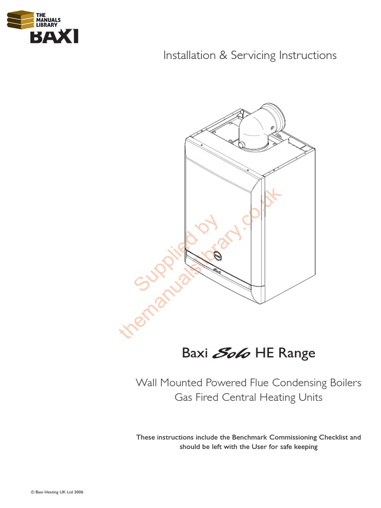 Solo 15he Water Heating Thermostat Boiler Emergency Stop Wiring Diagram