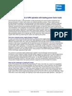 UPSOperationwithLeadingPowerFactorLoads - Final App