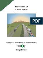 MicroStation V8 Manual.pdf