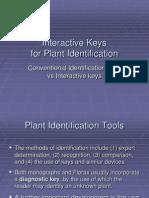 Plant Identification Techniques