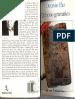 Octavio Paz – El mono gramatico (espanhol).pdf