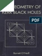 The Geometry of Kerr Black Hole.pdf