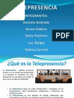 La Telepresencia.pptx