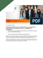 11-12-2013 Blog Rafael Moreno Valle - ANUNCIA MORENO VALLE INTENCIÓN DE LA CONAGO DE SUSCRIBIR UN CONVENIO CON U.S. CHAMBER OF COMMERCE.pdf
