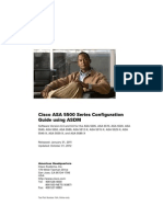 ASA IOS 8.4 AND HIGHER BASIC CONFIGURATION VIA ASDM